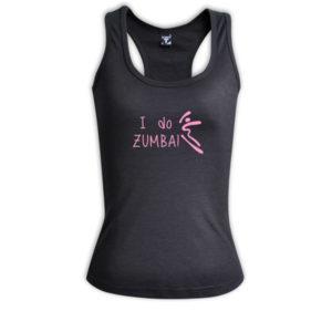 """I Do ZUMBA"" T-Shirt Range"