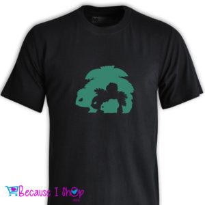 """Bulba Evo"" T-Shirt Range"