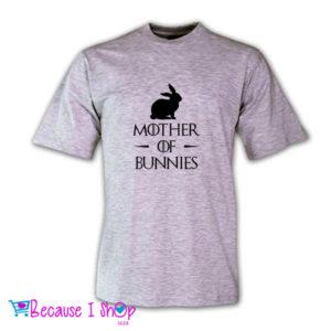 """""""MOTHER OF BUNNIES"""" T-Shirt Range"""
