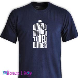 """""""WIBBLYWOBBLY"""" T-Shirt Range"""