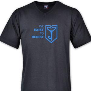 """RESISTANCE1"" T-Shirt Range"