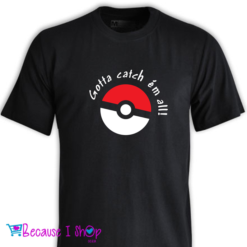 """POKEMON"" T-Shirt Range"