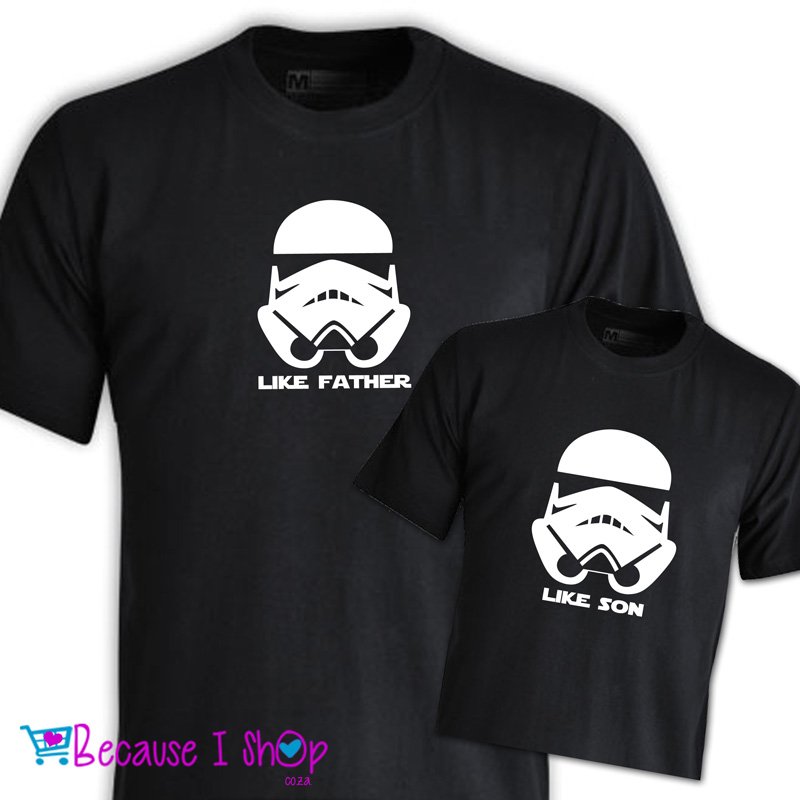 """LIKE FATHER"" T-Shirt Range"