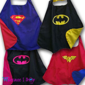 SuperHero Capes – General