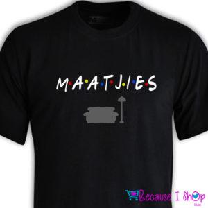 """Maatjies"" - T-Shirt Range"