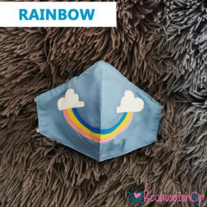 Rainbow – Face Mask