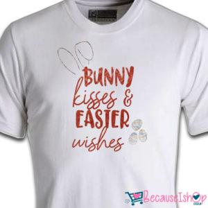Bunny Kisses- Unisex T-Shirt